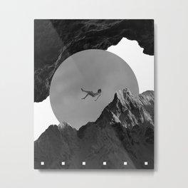Elevate Yourself Metal Print