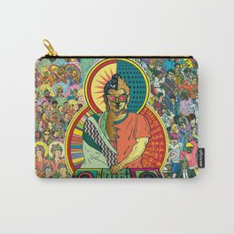 Life of Buddha - 7. Enlightenment and teaching  Carry-All Pouch