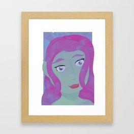 Elf Framed Art Print