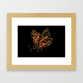 Mariposa 01 Framed Art Print