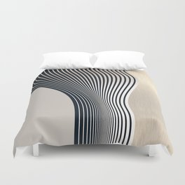 Abstract 19 Duvet Cover