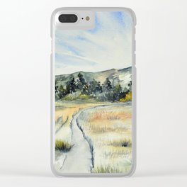 Verdi Glen Clear iPhone Case