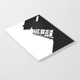 New York Fire Escape Notebook