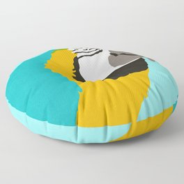 Parrot Floor Pillow