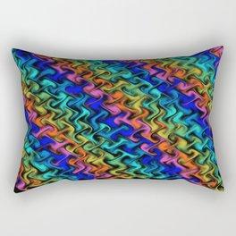 A Mystical Abstraction Rectangular Pillow