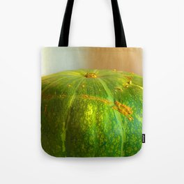 Bright Kobocha Tote Bag