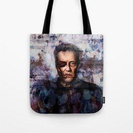 Christopher Walken Terminator Tote Bag