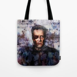 Christopher Walken Terminator Tote Bag