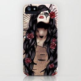 Rosa Finite iPhone Case