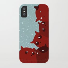 Are you ok? iPhone Case