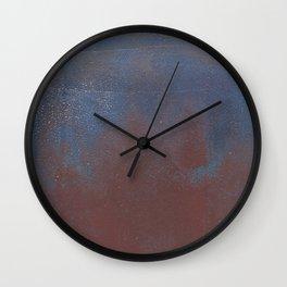 Abstract No. 348 Wall Clock