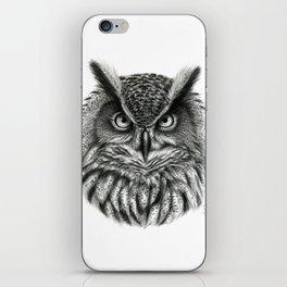 Owl G2012-046bis iPhone Skin