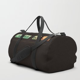 Ground Zero - Zombie Subway Duffle Bag