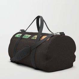 Ground Zero - Zombie Subway Duffle Bag