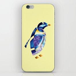 Penguin 2 (Arabic calligraphy) iPhone Skin