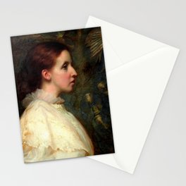 "Sir William Blake Richmond ""Maude Sarah Verney"" Stationery Cards"