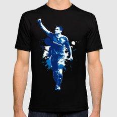 Frank Lampard - Chelsea FC MEDIUM Mens Fitted Tee Black