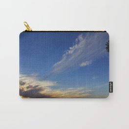 Whisper Clouds Carry-All Pouch
