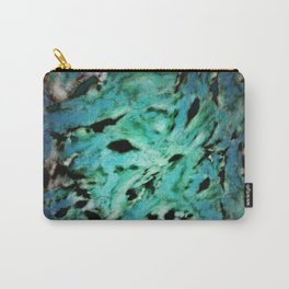 Smash smash turquoise Carry-All Pouch