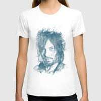 daryl dixon T-shirts featuring DARYL DIXON by Chadlonius
