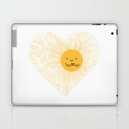 You are the Sunshine of my heart Laptop & iPad Skin