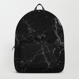 Marble, Print, Minimal, Scandinavian, Abstract, Pattern, Modern art Backpack
