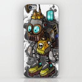 Robot Kid iPhone Skin