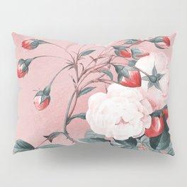 Vintage Flowers III Pillow Sham