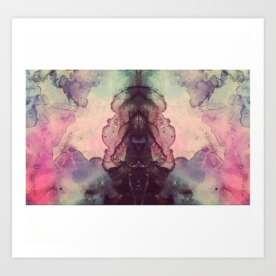 Reverse Psychology Art Print