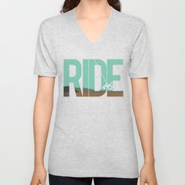 Ride LDR Unisex V-Neck