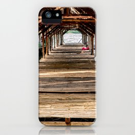 Everyday is a picnic when you're with friends iPhone Case