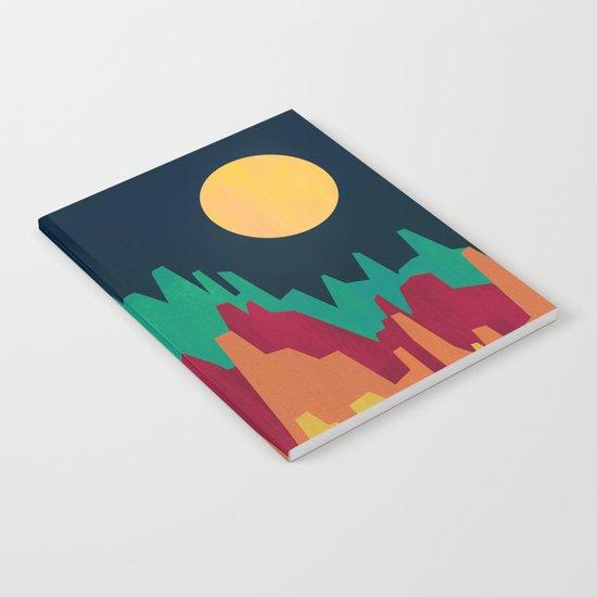 Rocky Landscape Notebook