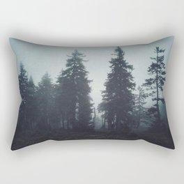 Leave In Silence Rectangular Pillow