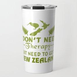 GO TO NEW ZEALAND Travel Mug