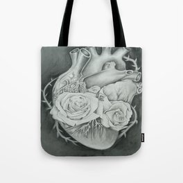 Mi Corazon Tote Bag