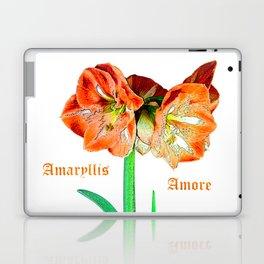 Amaryllis Amore Laptop & iPad Skin