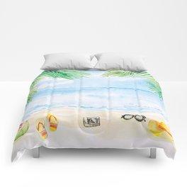 Beach Summer Comforters