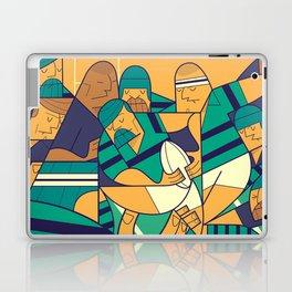 Rugby Laptop & iPad Skin