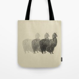 ANDY, THE LLAMA Tote Bag