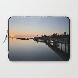 Bayside Sunset Laptop Sleeve
