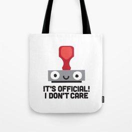 Nopetarized Tote Bag