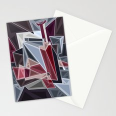 Vino Rosso Stationery Cards