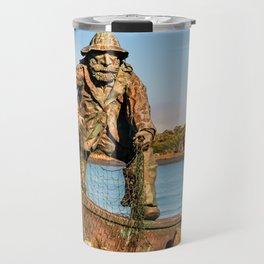 Fishermans Memorial Travel Mug