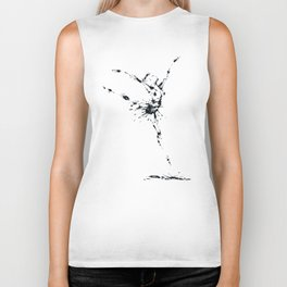 Splaaash Series - Flying Dancer Ink Biker Tank