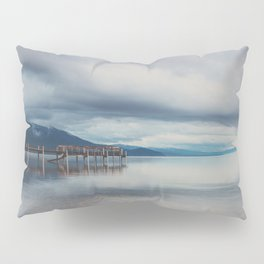 reflections in the water ...  Pillow Sham