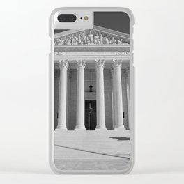 US Supreme Court Clear iPhone Case