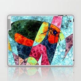 The laughing horse Laptop & iPad Skin