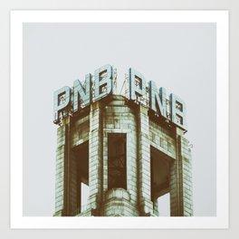Philadelphia National Bank Art Print