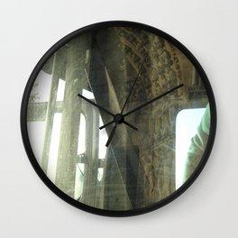 Liminal04 Wall Clock