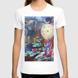 Japanese Umbrella T-shirt